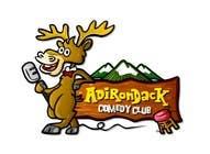 Logo Design for Adirondack Comedy Club için Graphic Design143 No.lu Yarışma Girdisi