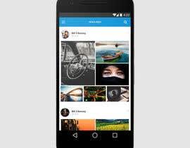 Nro 3 kilpailuun I need an Android UI App Design käyttäjältä sajjidesigner
