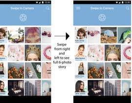 Nro 6 kilpailuun I need an Android UI App Design käyttäjältä maryanakons