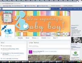 #35 for Facebook Cover Photo - Just the cover photo - for pregnancy announcement by dnyakana