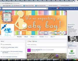 #42 cho Facebook Cover Photo - Just the cover photo - for pregnancy announcement bởi dnyakana