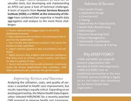 #2 untuk Design a One-Page Marketing Handout oleh kc11