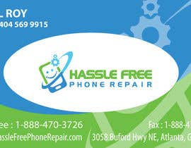 #12 for Design some Business Cards for HassleFree. by Dayna2