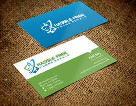 #50 for Design some Business Cards for HassleFree. by ezesol