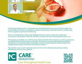 #13 for Design a Flyer for a clinic af barinix
