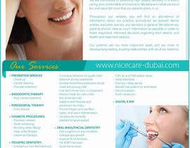 #17 for Design a Flyer for a clinic af amcgabeykoon