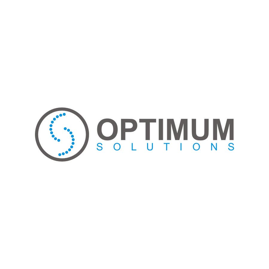 #35 for Design a Logo for OPTIMUM-SOLUTIONS by ibed05