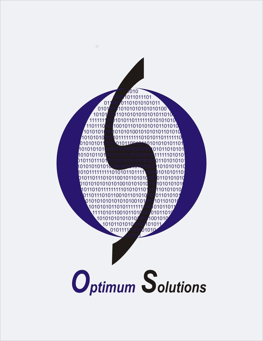 #2 for Design a Logo for OPTIMUM-SOLUTIONS by zainkarbalai9