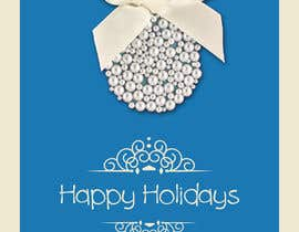 nº 28 pour Design a holiday greeting card par salalaslam