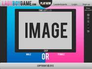 Contest Entry #3 for Design a Website Mockup for domain Ladyboygame.com