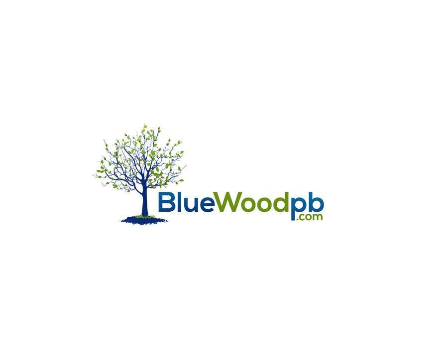 Bài tham dự cuộc thi #62 cho Logo For BlueWood BP