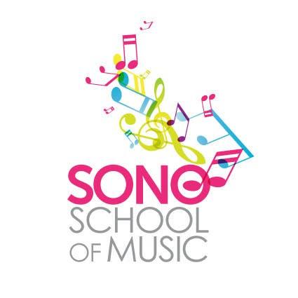 Kilpailutyö #69 kilpailussa Design a Logo for Sono School Of Music