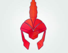 #6 for Roman Legion Helmet Logo af Sofmynd