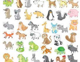 #40 cho Illustrate Animals for Childeren Game bởi markgilo