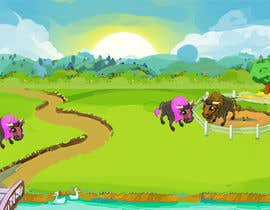#35 for Illustrate Animals for Childeren Game af elderwand86