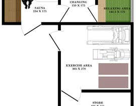 #2 para Design a conversion of garage to living space por suchandraaddya