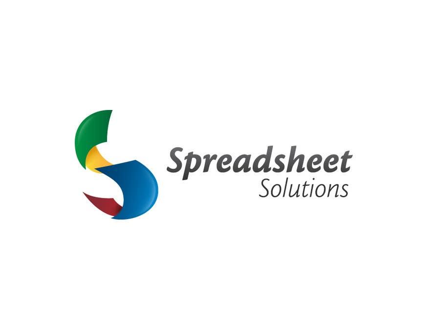 "Intrarea #342 pentru concursul ""Logo Design for Spreadsheet Solutions (MS Excel Consultants)"""