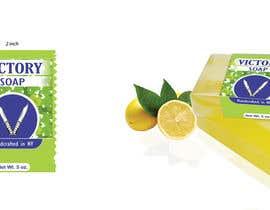 Nro 6 kilpailuun Create Soap Packaging Design käyttäjältä atulart999