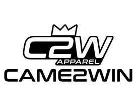Nro 388 kilpailuun Came2Win business logo käyttäjältä chimizy