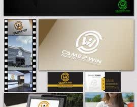 Nro 359 kilpailuun Came2Win business logo käyttäjältä koolser