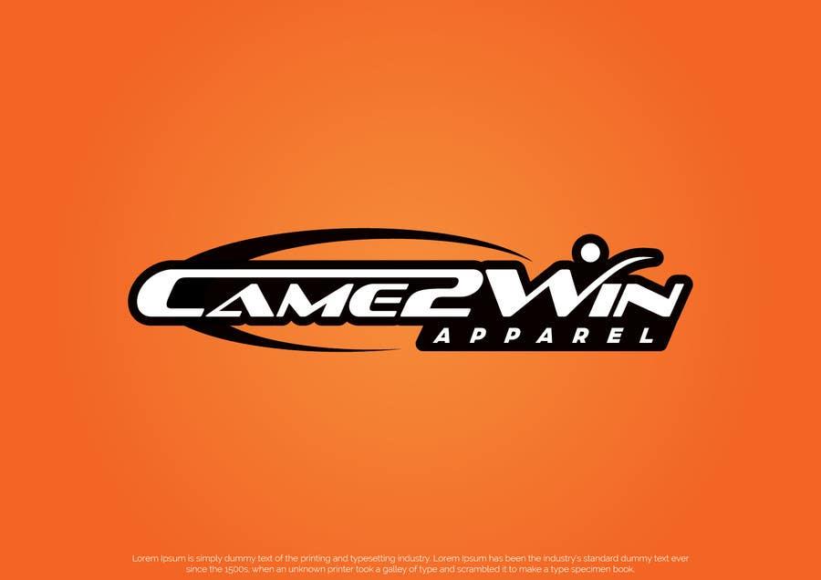 Kilpailutyö #336 kilpailussa Came2Win business logo