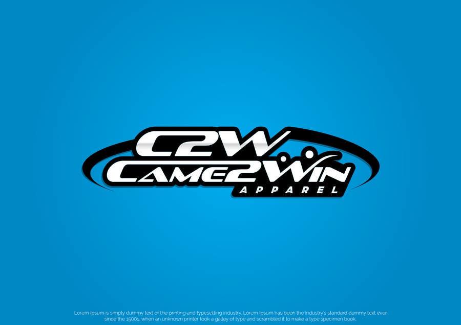 Kilpailutyö #376 kilpailussa Came2Win business logo