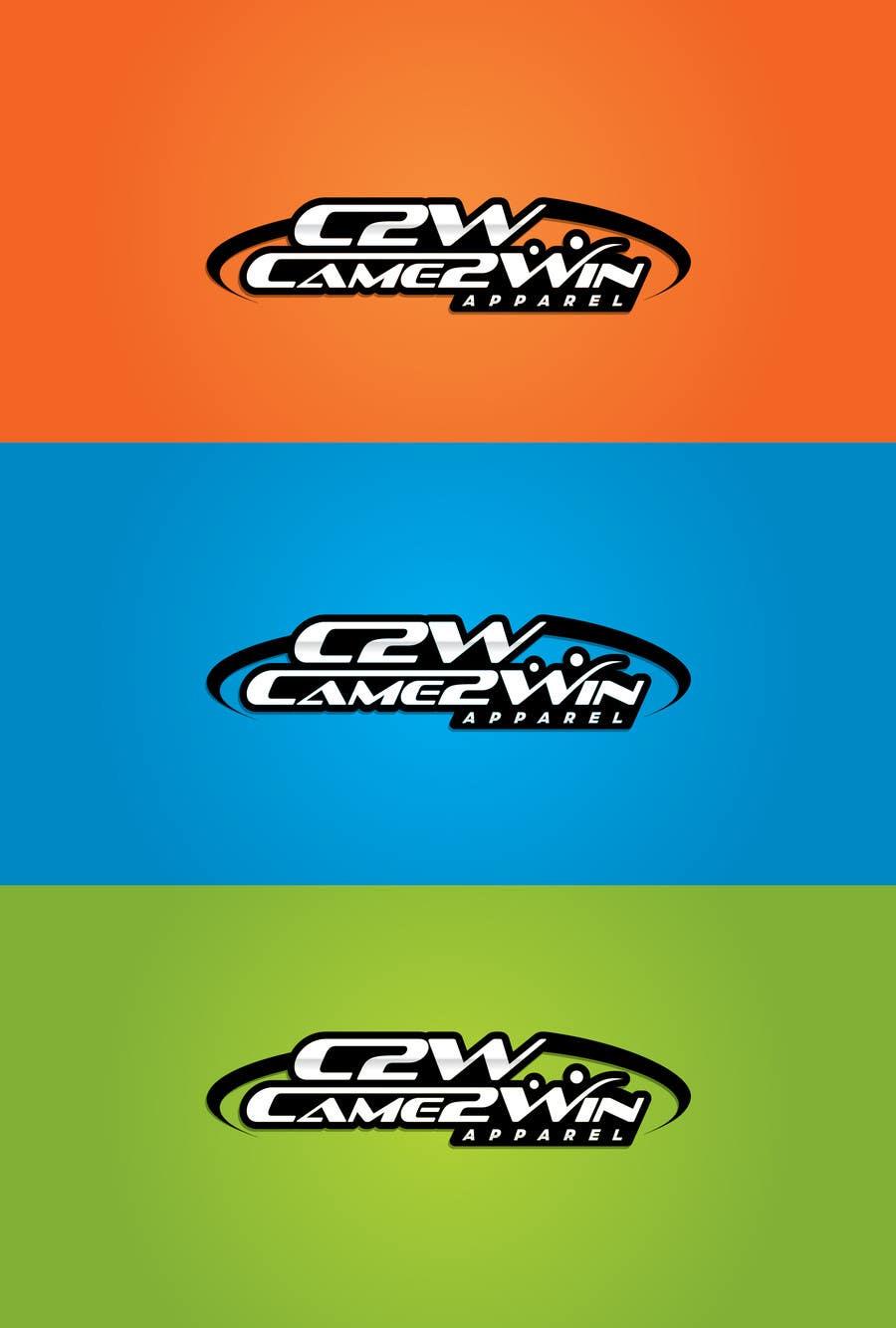 Kilpailutyö #377 kilpailussa Came2Win business logo