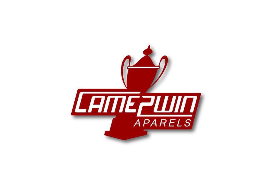 Kilpailutyö #367 kilpailussa Came2Win business logo
