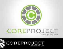#179 pentru Logo Design for Core Project Group Pty Ltd de către rogeliobello