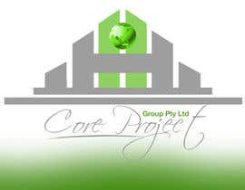 #125 for Logo Design for Core Project Group Pty Ltd by iscream
