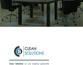 Nro 2 kilpailuun Design a Brochure - Cleaning Company käyttäjältä adrieng