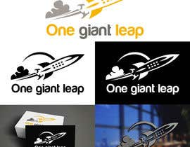 #53 para One giant leap por rivemediadesign