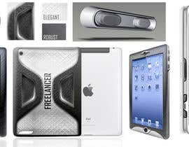 nº 6 pour Looking 4 fashionable custom design for iPad 2! Not a case but the iPad itself! par Vladimir83