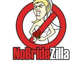 Nro 29 kilpailuun BrideZilla Logo käyttäjältä marioseru