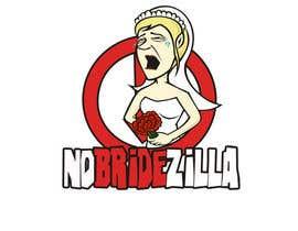 #37 untuk BrideZilla Logo oleh marioseru