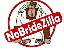 Nro 15 kilpailuun BrideZilla Logo käyttäjältä Pedro1973