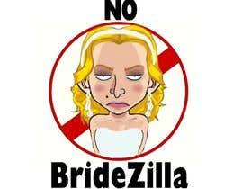 Nro 50 kilpailuun BrideZilla Logo käyttäjältä Pedro1973