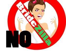 Nro 44 kilpailuun BrideZilla Logo käyttäjältä AminaHavet