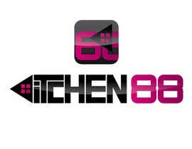 #93 cho Design a Logo for www.kitchen88.com bởi marlopax