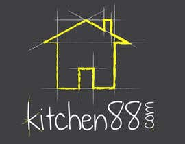#33 cho Design a Logo for www.kitchen88.com bởi FrancescaPorro
