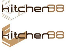 #75 cho Design a Logo for www.kitchen88.com bởi anacristina76