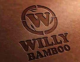#130 for Design a Logo for Willy Bamboo by temoorskhan