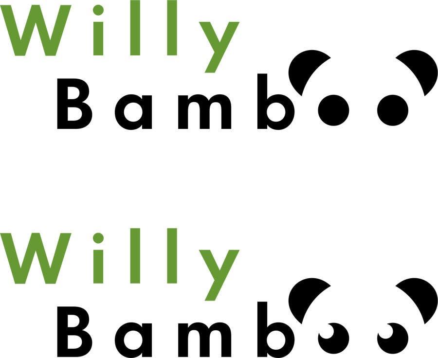 Kilpailutyö #102 kilpailussa Design a Logo for Willy Bamboo