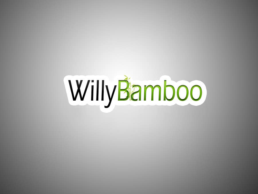 Kilpailutyö #141 kilpailussa Design a Logo for Willy Bamboo