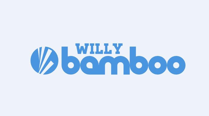 Kilpailutyö #75 kilpailussa Design a Logo for Willy Bamboo