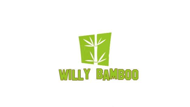 Kilpailutyö #89 kilpailussa Design a Logo for Willy Bamboo