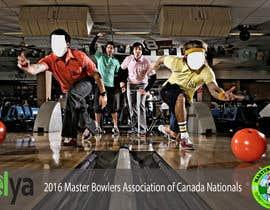 Nro 16 kilpailuun Create Life-size Bowling Stand-in for Bowling Nationals käyttäjältä AmrEssamAli