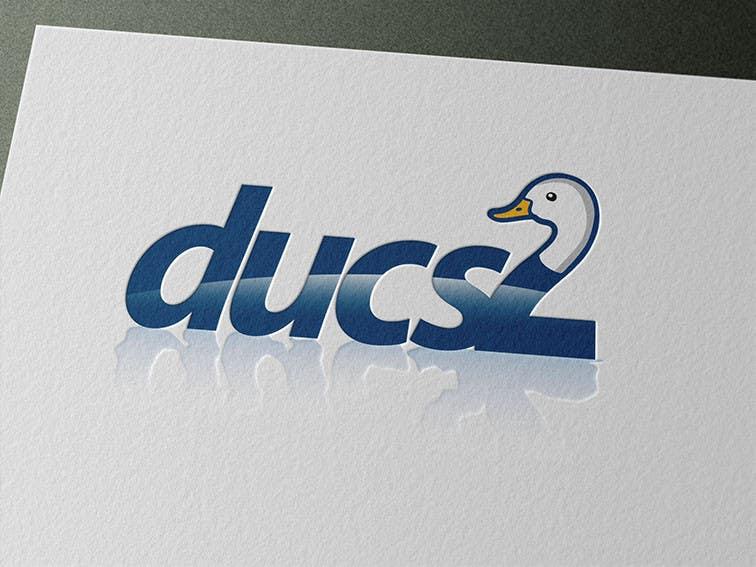 Kilpailutyö #61 kilpailussa Design a Logo for ducs2