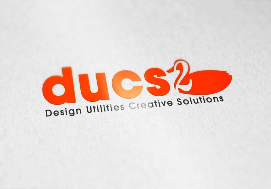 Kilpailutyö #60 kilpailussa Design a Logo for ducs2