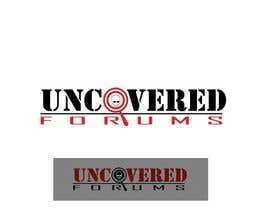 Nro 8 kilpailuun Uncovered Forums - Logo Contest käyttäjältä VinodJoshi98
